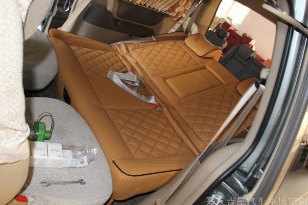 嘉友吉星 别克GL8特殊电动座椅改装 gl8汽车座椅改装靠背